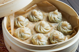 Asian Dumplings Cookbook Review and Tarkari Momo (Nepalese Vegetable and Cheese Dumplings)