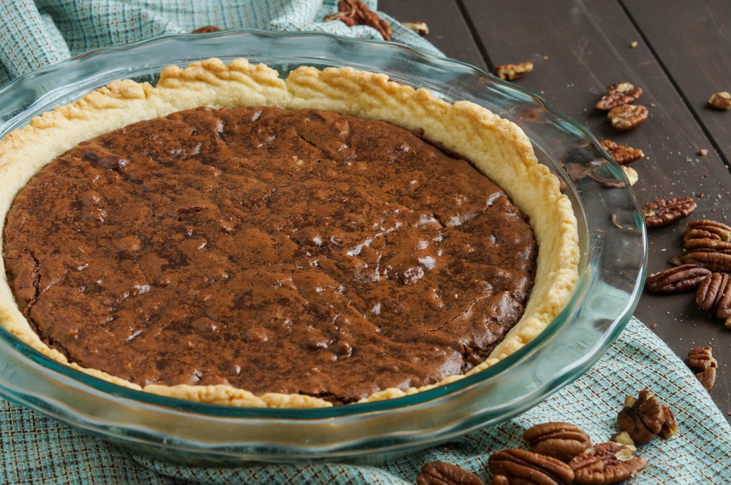 Tar Heel Pie (2 of 3)