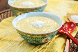 Culinaria China Cookbook Review and Coconut Pudding