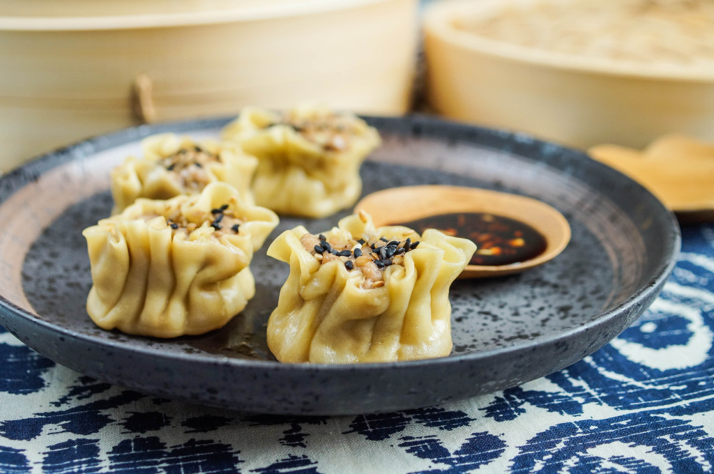 Shumai (Filipino Pork and Ginger Dumplings) (10 of 11)