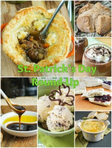 St. Patrick's Day Round-Up 2016