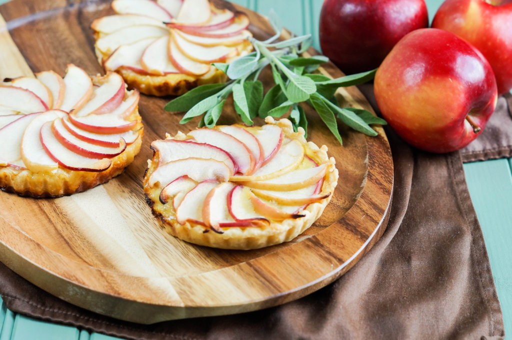 Apple and Caramelized Onion Tart (6 of 7)