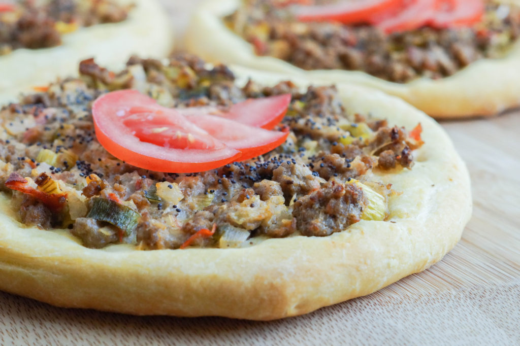 Aysh Abu Laham (Mini Saudi Pizzas) (3 of 3)
