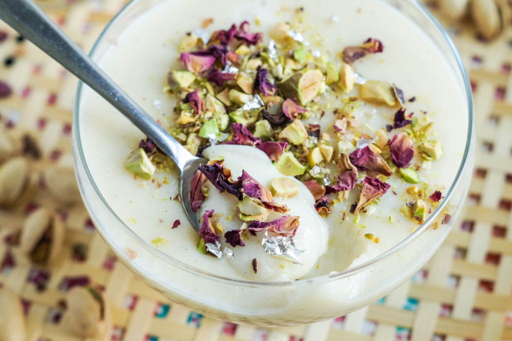 Firni (Pakistani Screwpine-infused Ground Rice Pudding (3 of 3)