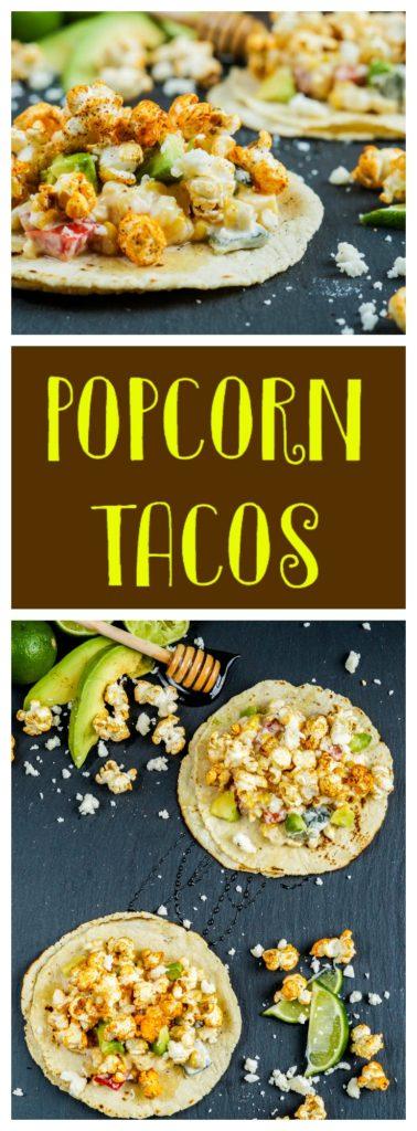 Popcorn Tacos