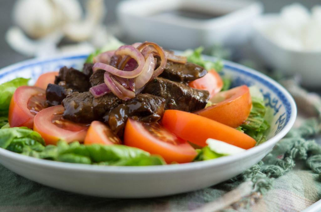 Filet Mignon Shaken Beef (3 of 3)