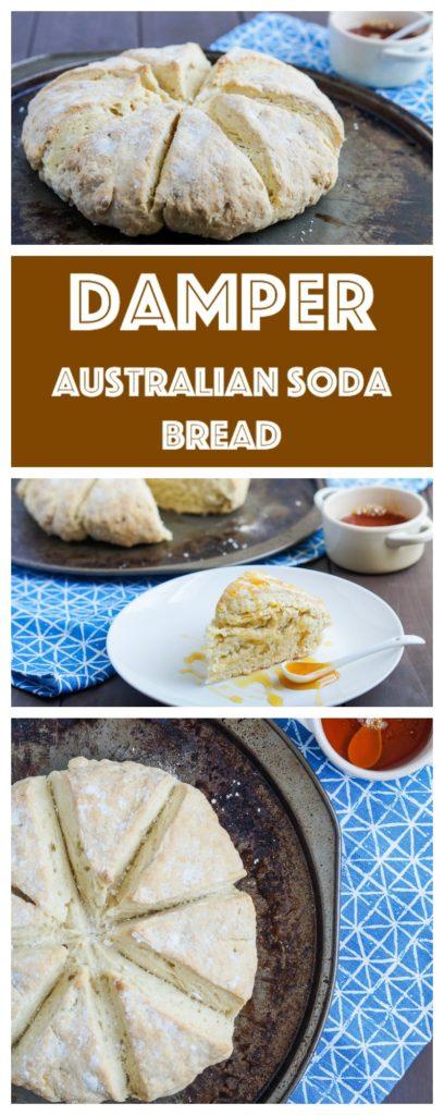 Damper (Australian Soda Bread)