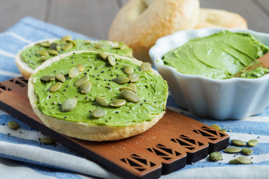 Matcha Cream Cheese Spread (3 of 3)