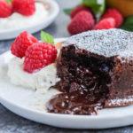 Molten Lava Cake (3 of 3)