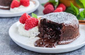 #SecretRecipeClub: Molten Lava Cake