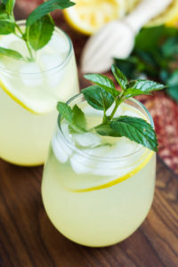 #FoodieExtravaganza Lemonade: Shikanji (Indian Spiced Lemonade)
