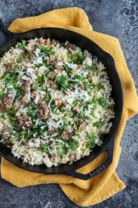 Churrasco Cookbook Review and Arroz Carreteiro (Brazilian Wagoners' Rice)