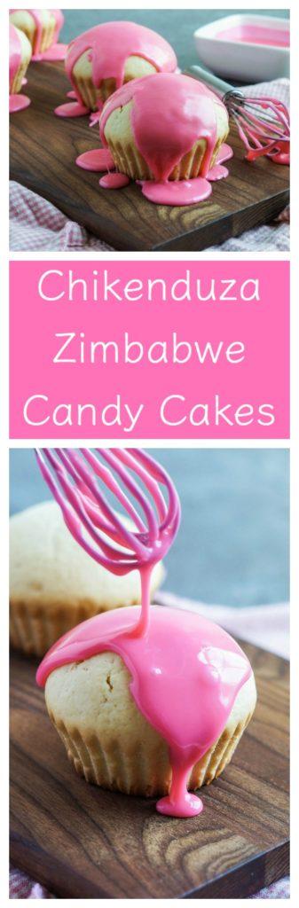 Chikenduza (Zimbabwe Candy Cake)