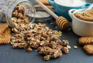 #SecretRecipeClub: Cookie Butter Granola