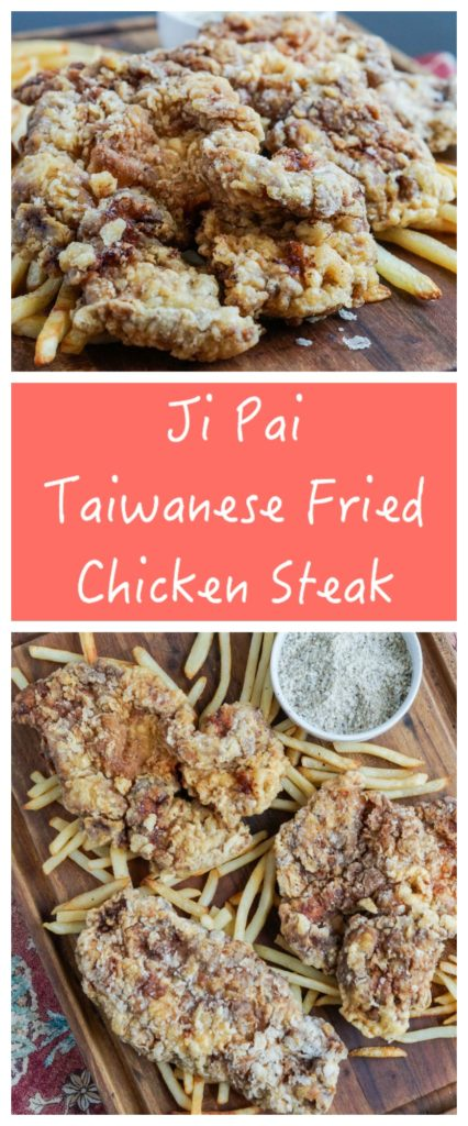 Ji Pai- Taiwanese Fried Chicken Steak