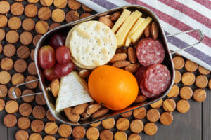 Everyday Bento Cookbook Review and Cheese Plate Bento Box