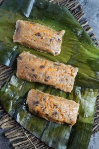 Ducana (Antiguan Sweet Potato Dumpling)
