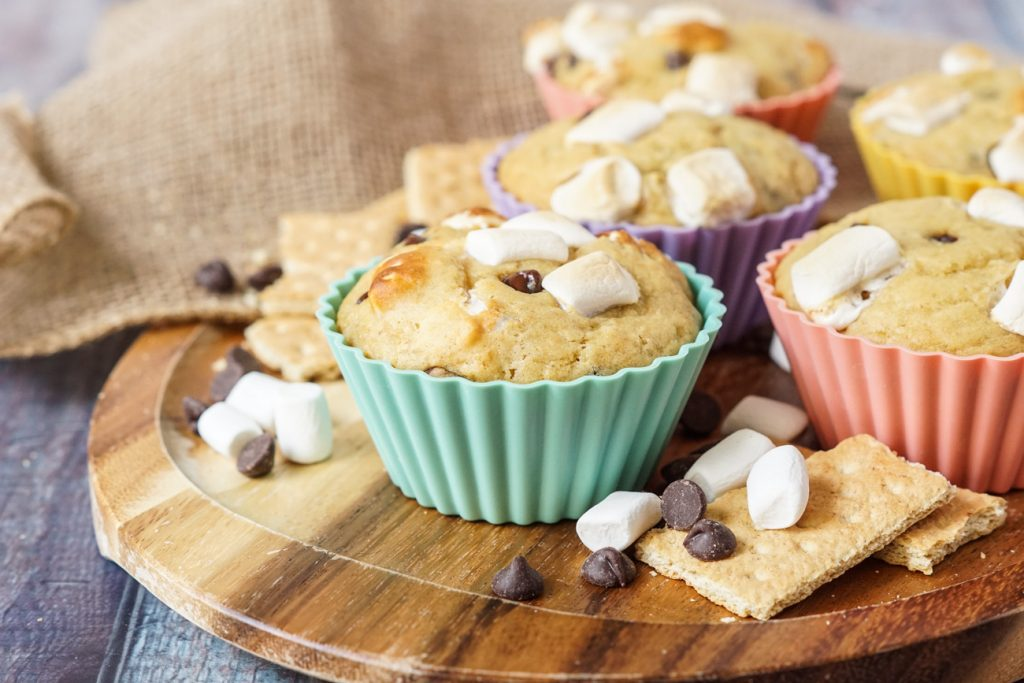 S'mores Muffins