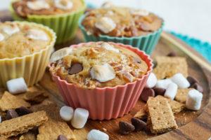 #SecretRecipeClub: S'mores Muffins