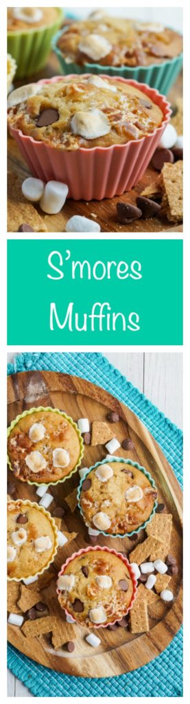 smores-muffins