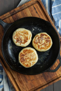 The Bread Baker's Apprentice and English Muffins