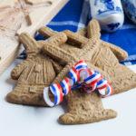 Speculaas (Dutch Spiced Cookies)
