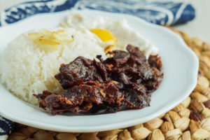 Kulinarya Cookbook Review and Tapa (Filipino Dried Cured Beef)