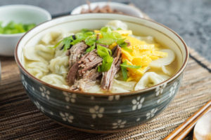 Duk Mandu Guk (Korean Rice Cake and Dumpling Soup) and Lunar New Year Round-Up