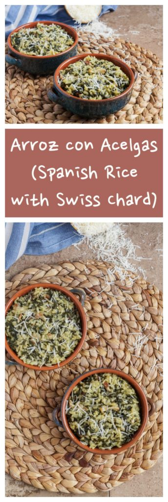 spain the cookbook review and arroz con acelgas spanish rice with rh tarasmulticulturaltable com