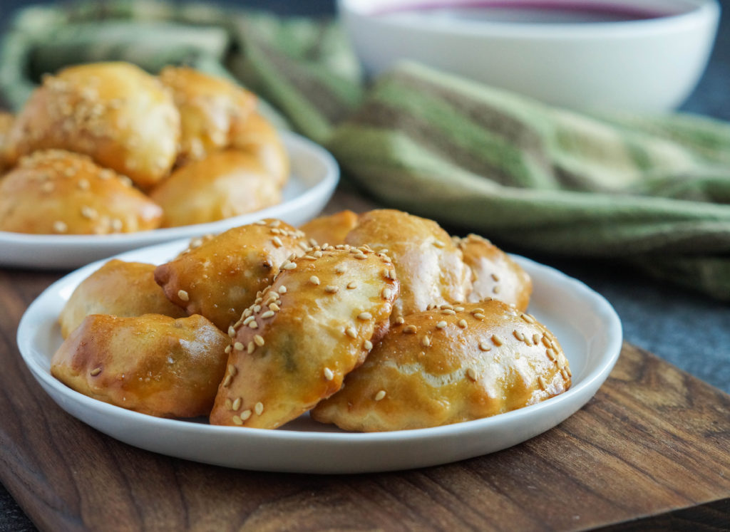 Yiddish cuisine cookbook review and pirojkis for Cuisine yiddish