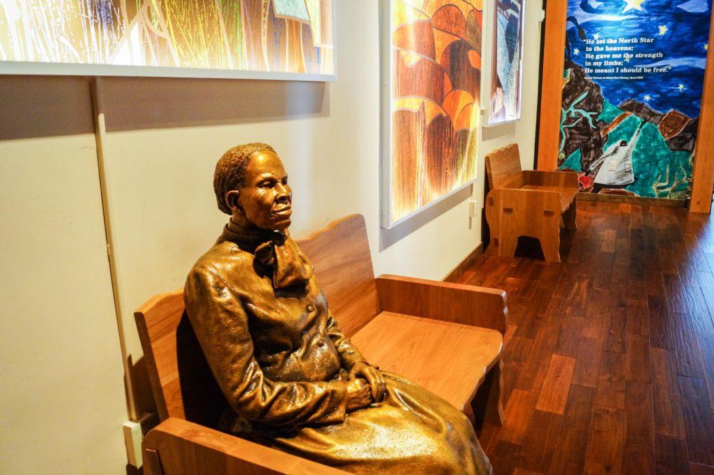 Cambridge Maryland Harriet Tubman Underground Railroad