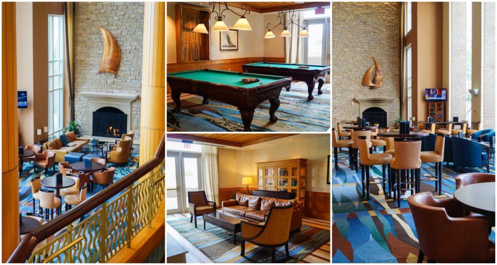 Hyatt Regency Cambridge Room Service Menu
