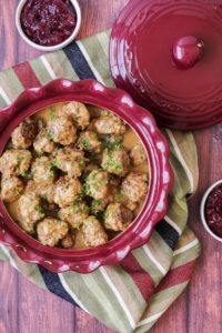 More Than Meatballs Cookbook Review and Swedish Meatballs
