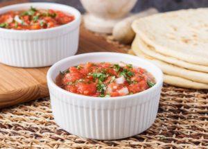 Tomato Choka (Trinidadian Roasted Tomatoes)