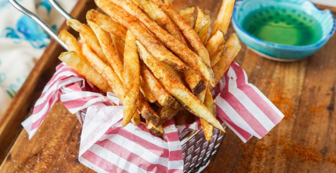 Ocean City, Maryland and Boardwalk Fries