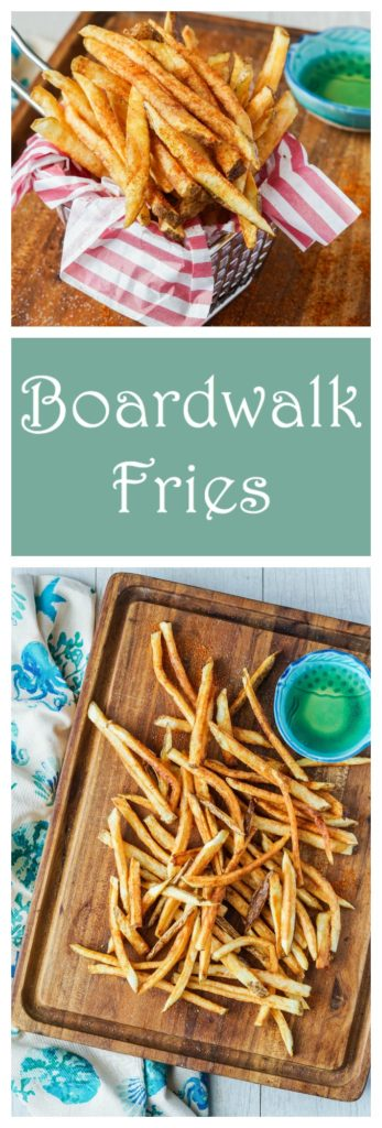 Ocean City, Maryland and Boardwalk Fries - Tara's ...