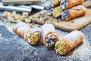 Philadephia: The Logan Hotel and Cannoli