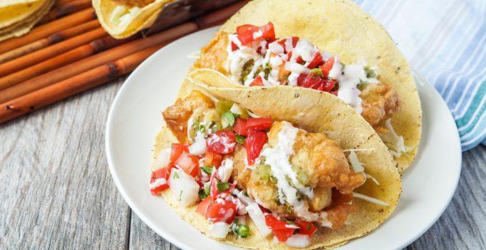 L.A. Mexicano Cookbook Review and Fish Tacos