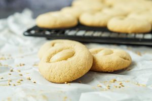 King Solomon's Table Cookbook Review and Tahina Cookies