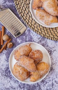 Zoe's Ghana Kitchen Cookbook Review and Bofrot (Puff Puff)