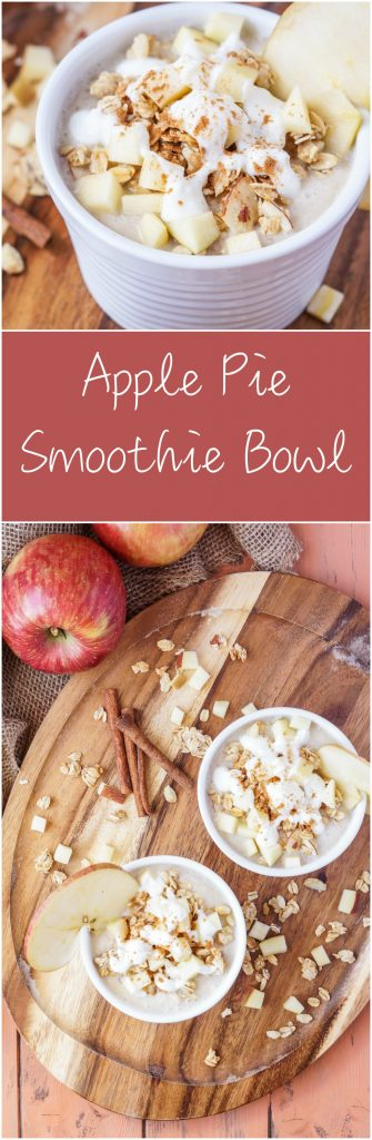 Beautiful smoothie bowls cookbook review and apple pie smoothie bowl carissa bonham is a food and craft blogger based near portland oregon she developed her website creative green living in 2013 with a focus on healthy forumfinder Gallery