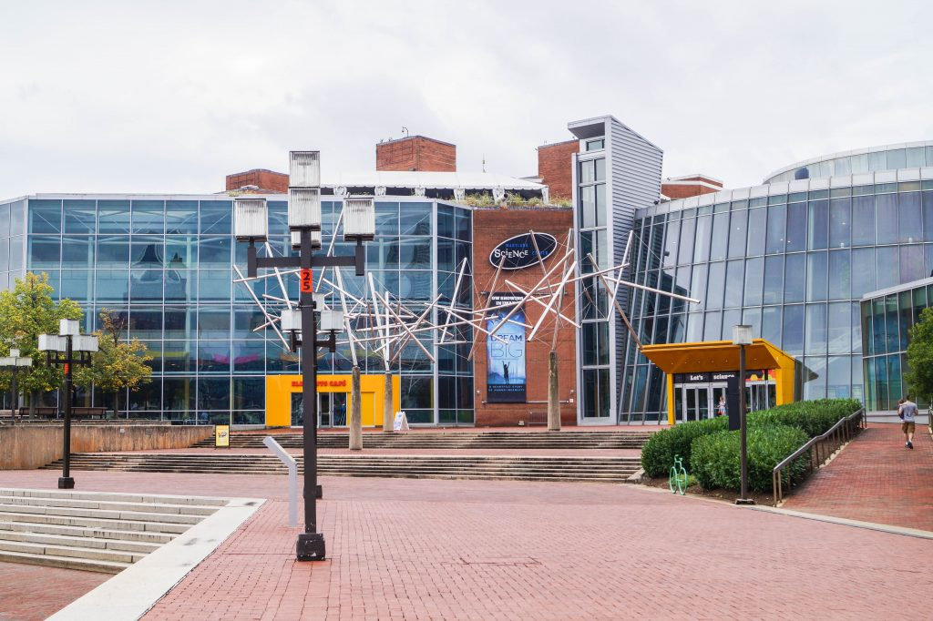 science maryland center baltimore