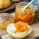 Apelsinmarmelad med Timjan (Swedish Orange Marmalade with Thyme)