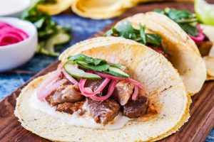 The Immigrant Cookbook Review and Carnitas Tacos