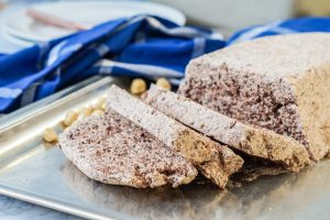 The NYC Kitchen Cookbook and Chocolate Nutella Semifreddo