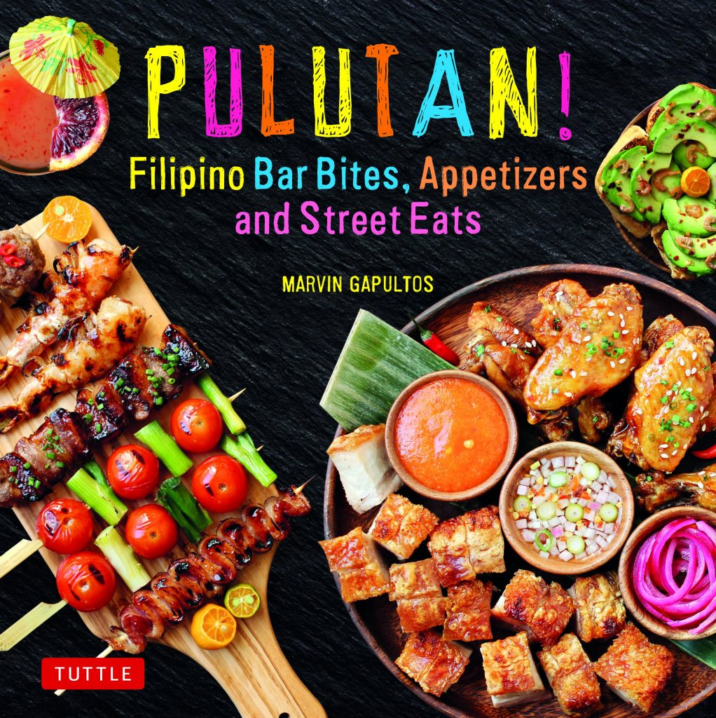 Pineapple Pigs In A Blanket And Pulutan Cookbook Review