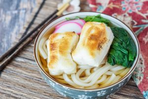 Chikara Udon (Japanese Power Udon)