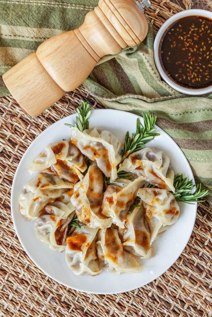 Wagyu Beef Dumplings