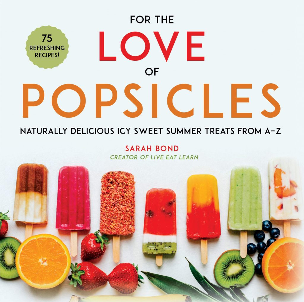 Cover of For the Love of Popsicles